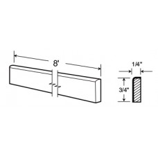SCRIBE8-York Scribe Molding - TufBuilt Ready to Assemble Kitchen Cabinet Accessories